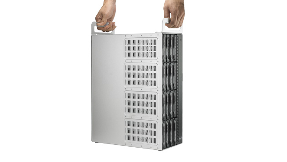 The Terramaster D16 Thunderbolt 3 Is A High-Speed Tower Storage Solution For Dit Workflow