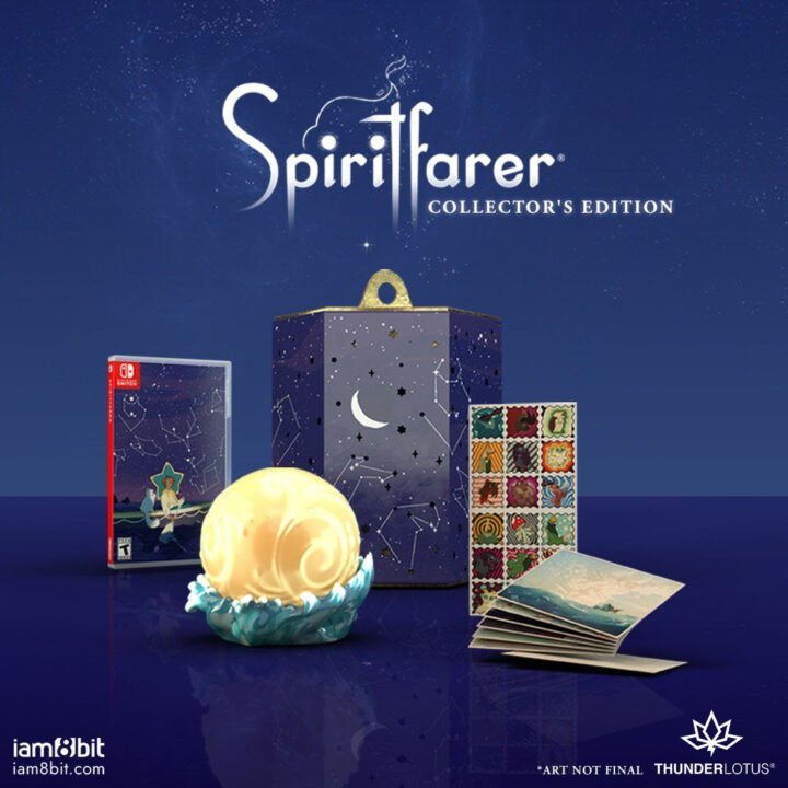 Don'T Miss Out, This Spiritfarer Collector'S Edition Is Exclusive