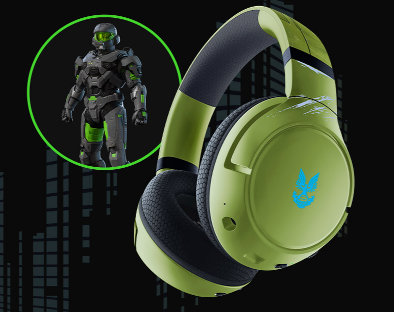 Razer Cuts Into Halo Infinite With New Spartan 117 Inspired Gear 4