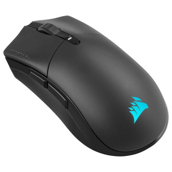 Introducing The Innovative Corsair Sabre Rgb Pro Wireless Gaming Mouse