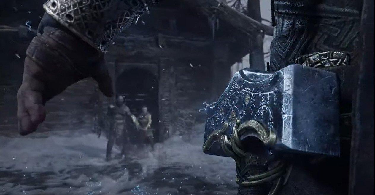 God Of War: Ragnarok Gameplay Shown During The Playstation Showcase