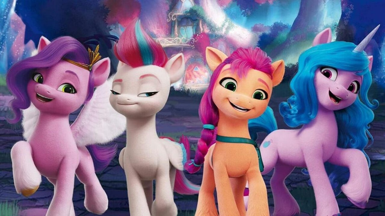 Exploring a Childhood Favourite with My Little Pony: A New Generation 3