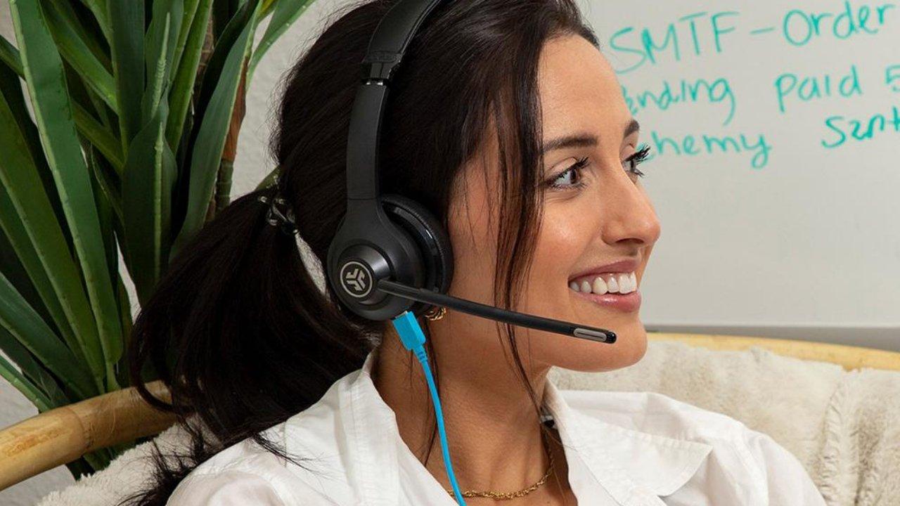 Jlab Go Work Wireless Headset Review 4