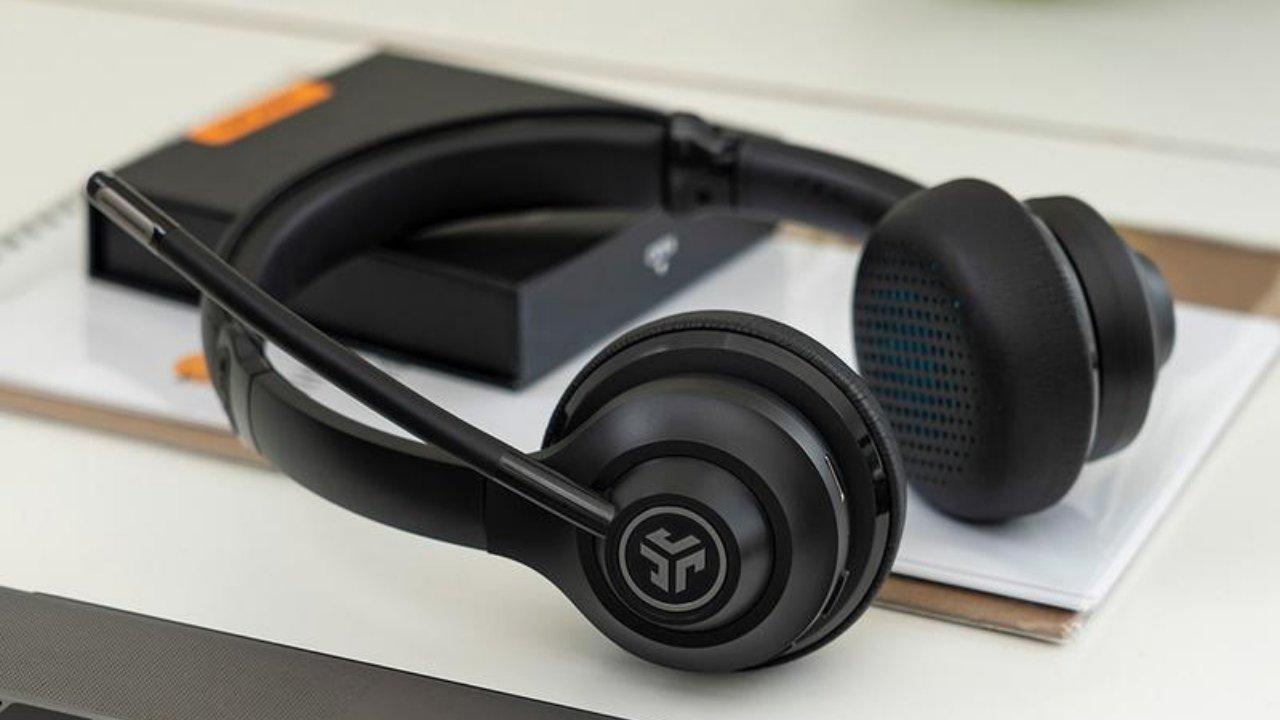 JLAB Go Work Wireless Headset Review 6