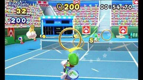 Mario Tennis Open (3Ds) Review