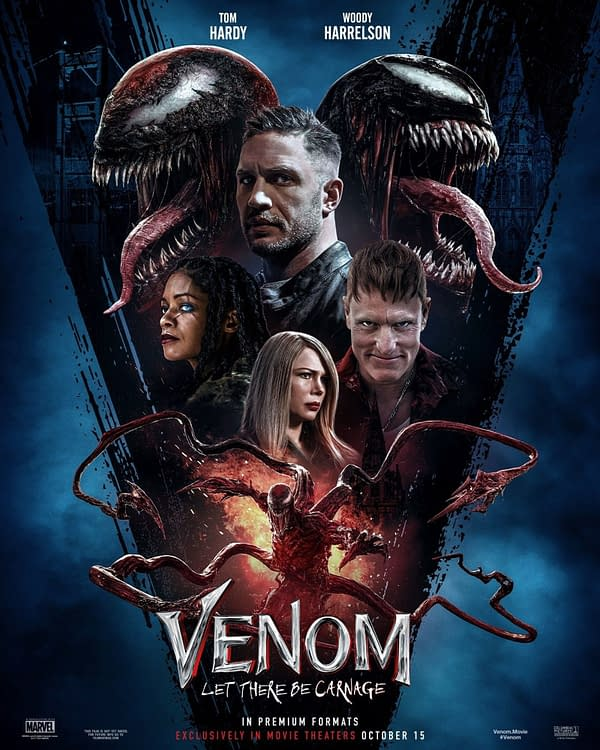 Venom: Let there be Carnage (2021) Review 5