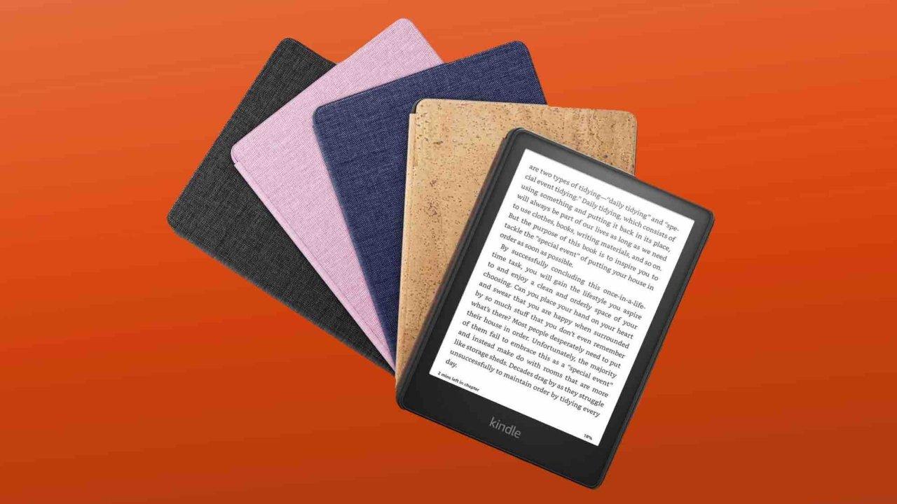 Amazon Announces 3 New Kindles to E-Reader Lineup