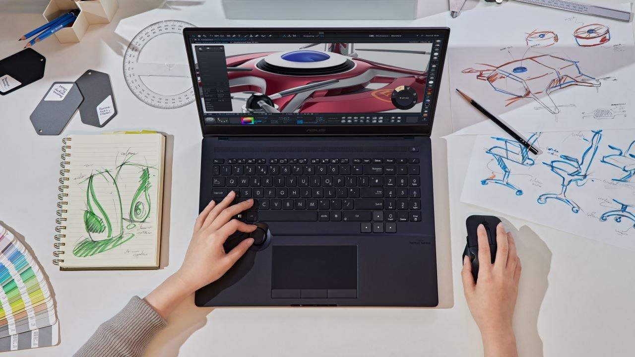 ASUS Unveils 3 New Creator Laptops in Big Showcase