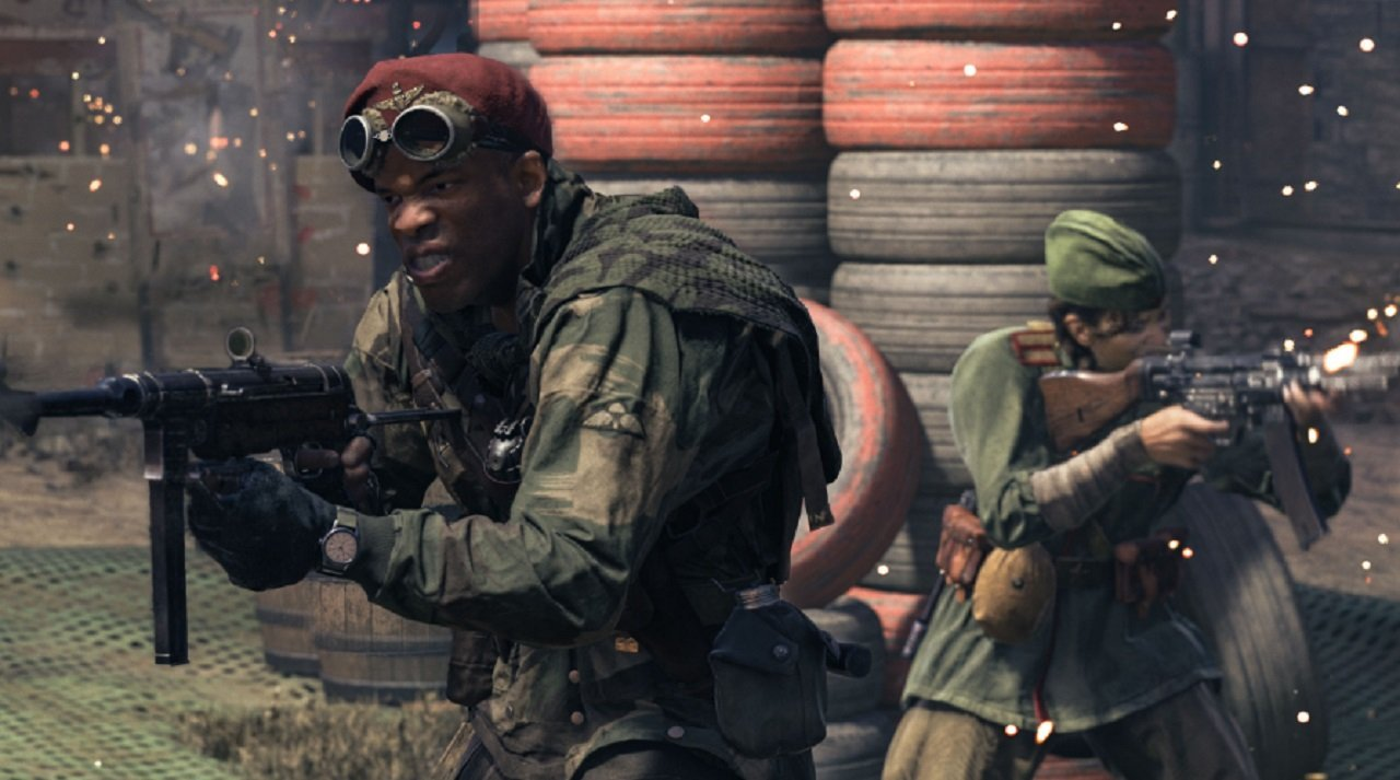 Call Of Duty Vanguard Is A Wwii Sequel In The Making. 1