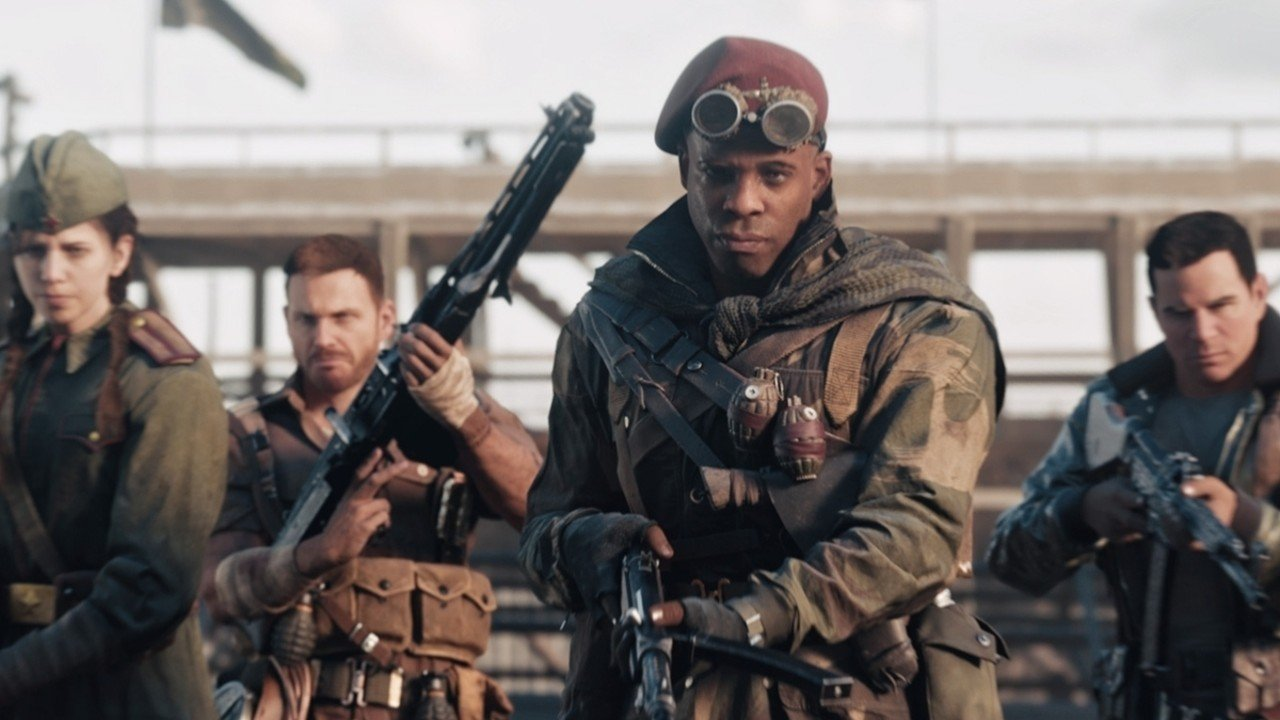 Call of Duty Vanguard Is Getting a Free Open Beta This Weekend