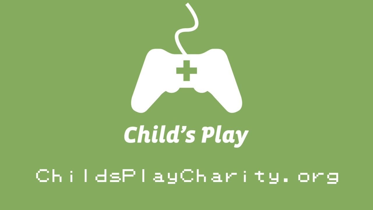 Childs' Play Charity Announces Pediatric Gaming Technology Symposium