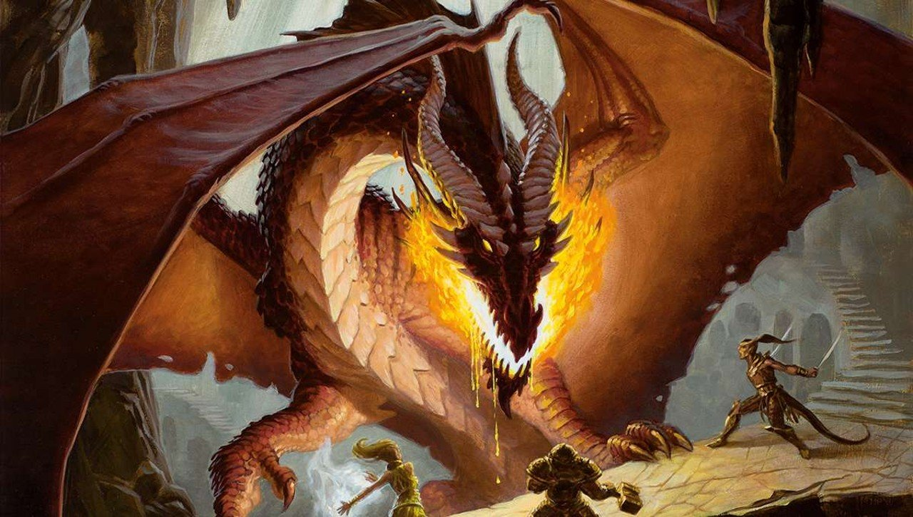 Dungeons & Dragons Rules Expansion Gift Set Announced for 2022