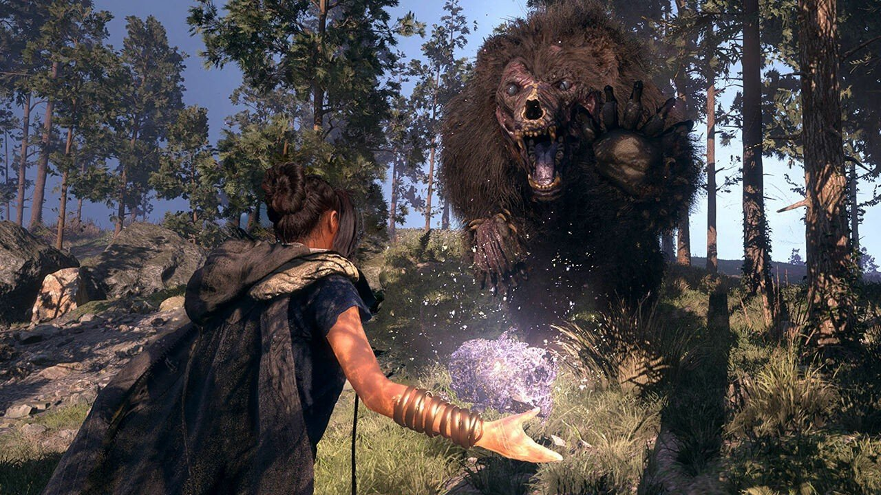 Forspoken Delivers a Story Based Trailer During PlayStation's Exciting Showcase