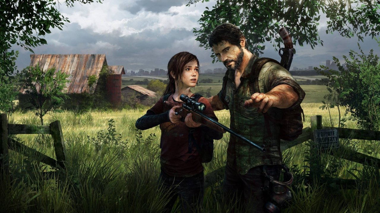 HBO's The Last of Us Reveals the First for Us