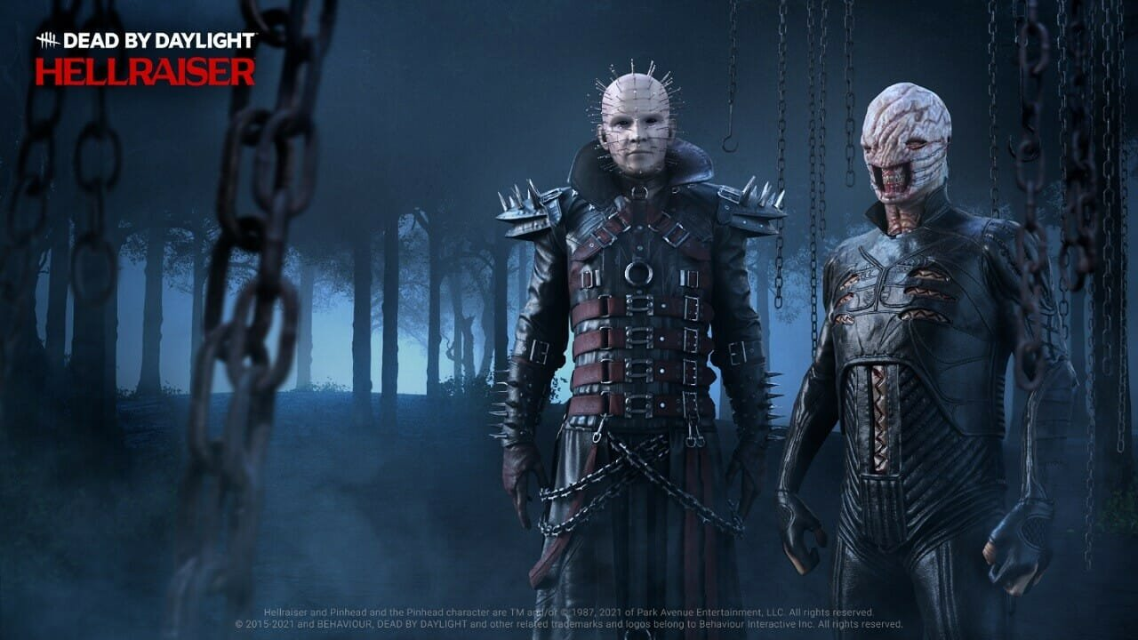 Hellraiser Has Come To Dead By Daylight