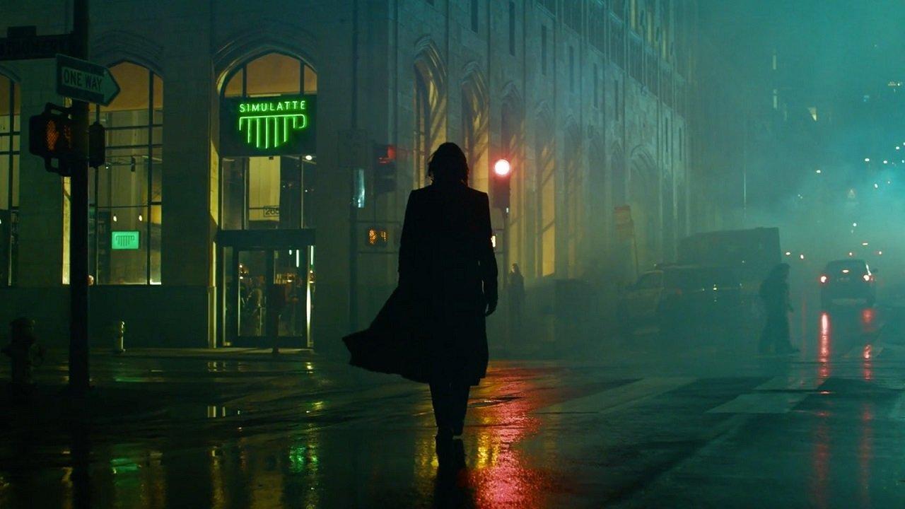 Look Inside The Matrix Before Thursday's New Trailer