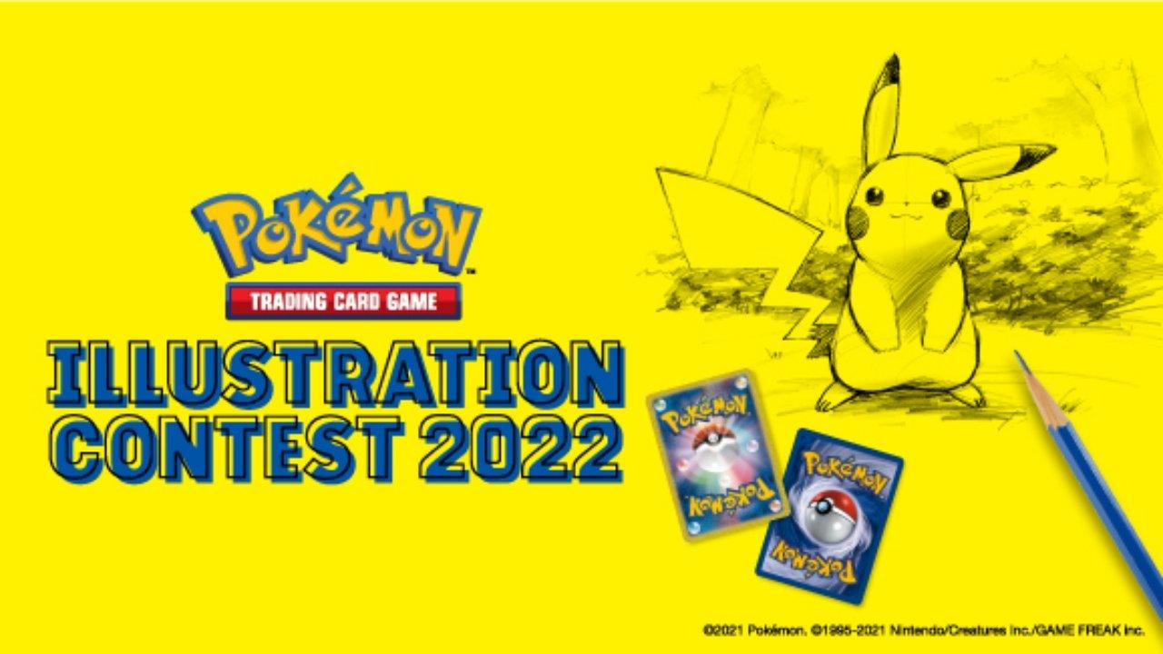 Pokémon Illustration Contest 2022, For U.S. and Japan 1
