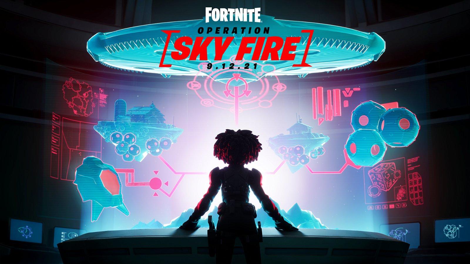 Prepare for Fortnite's Season 7 Finale Event 'Operation: Sky Fire'