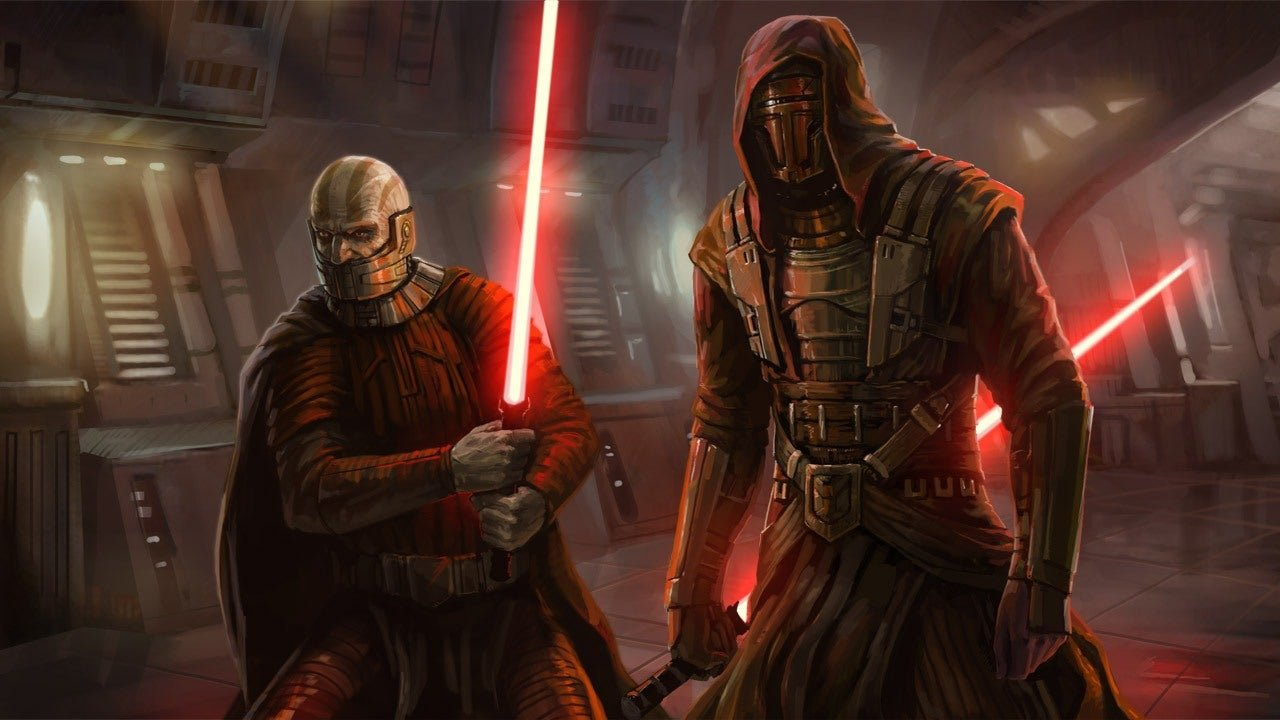 Star Wars: Knights of the Old Republic Remake Announced for PS5 1