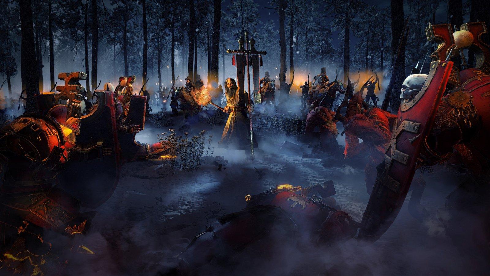 Total War: Warhammer III Gets Delayed Into 2022
