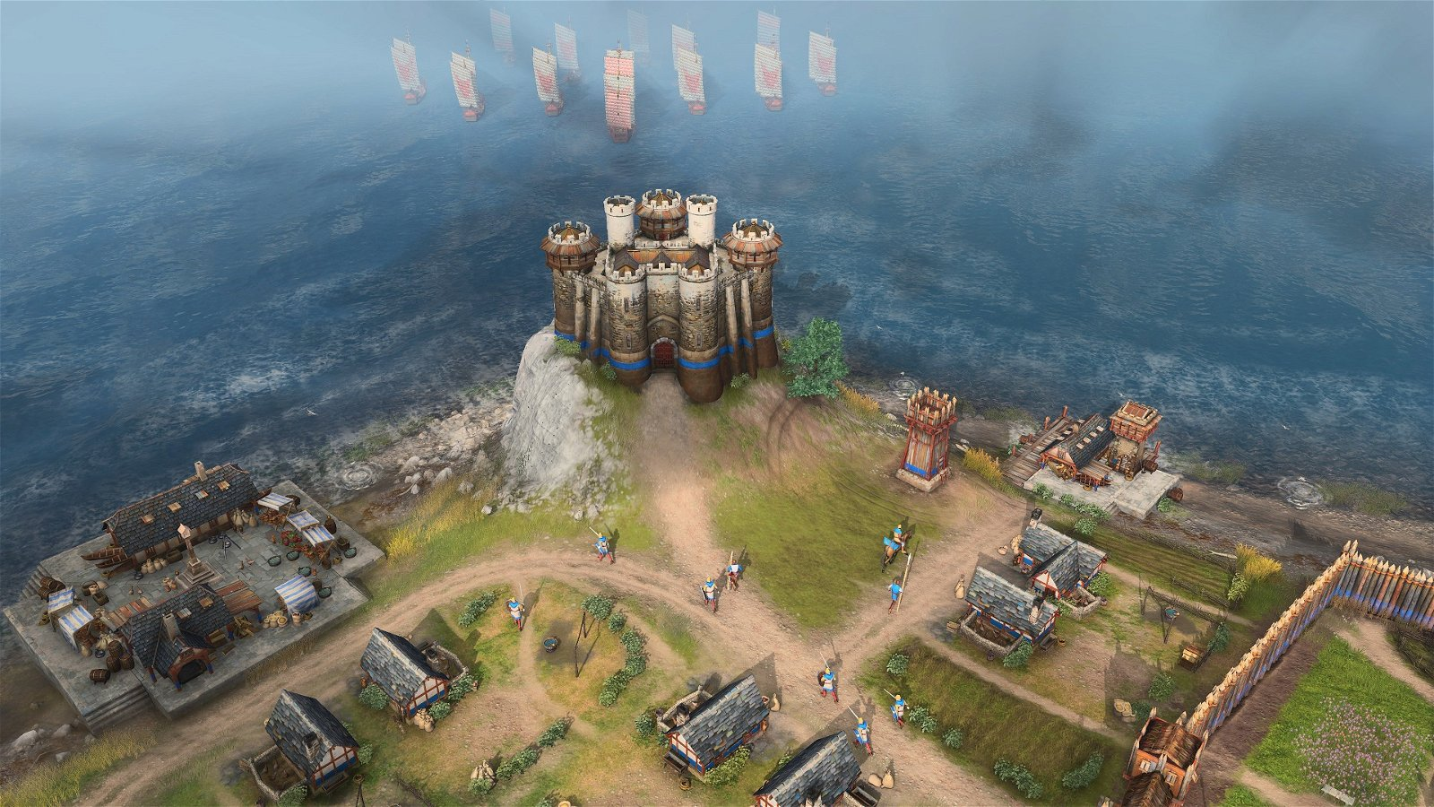 Age of Empires 4 Open Beta Starting This Weekend