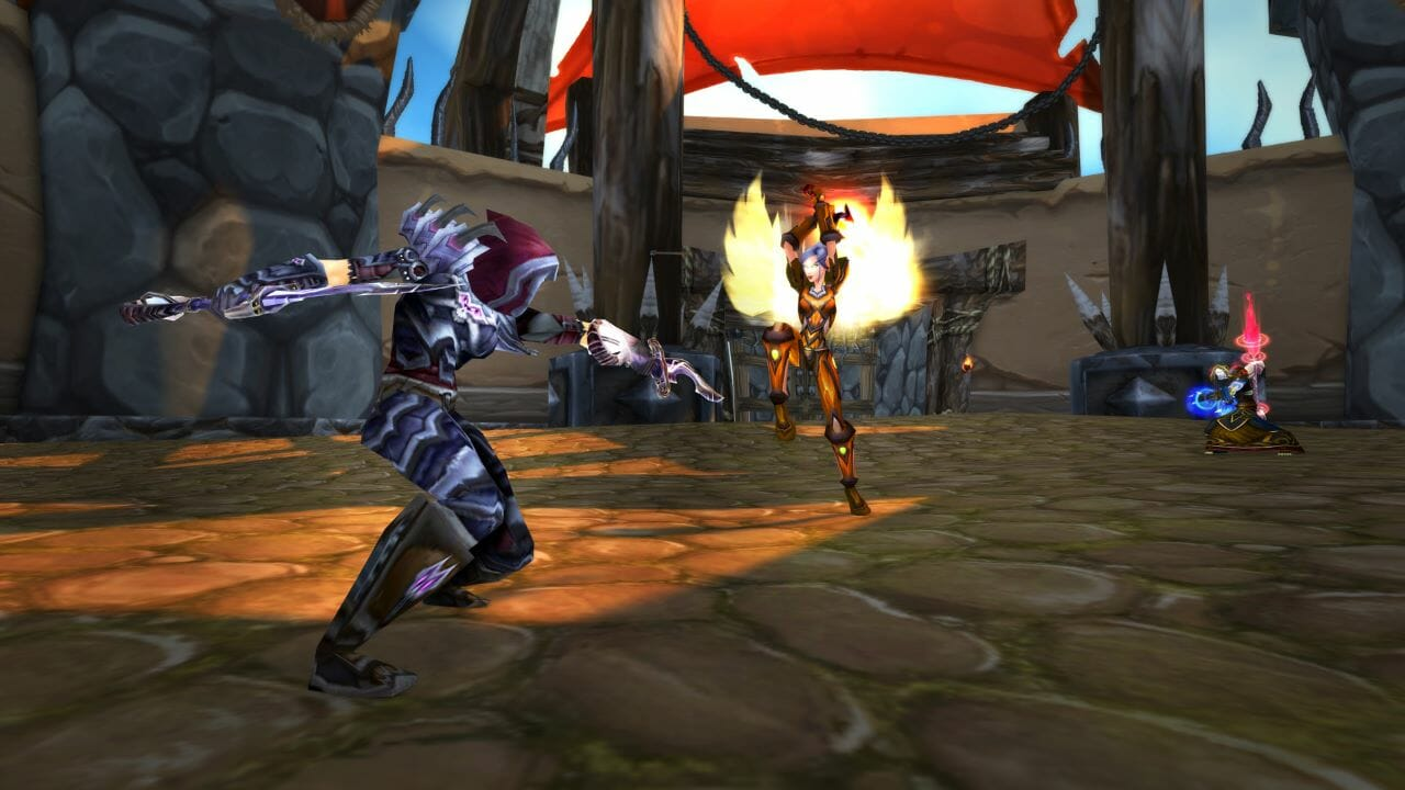 World of Warcraft Burning Crusade Classic Adds 2 Big Raids 2