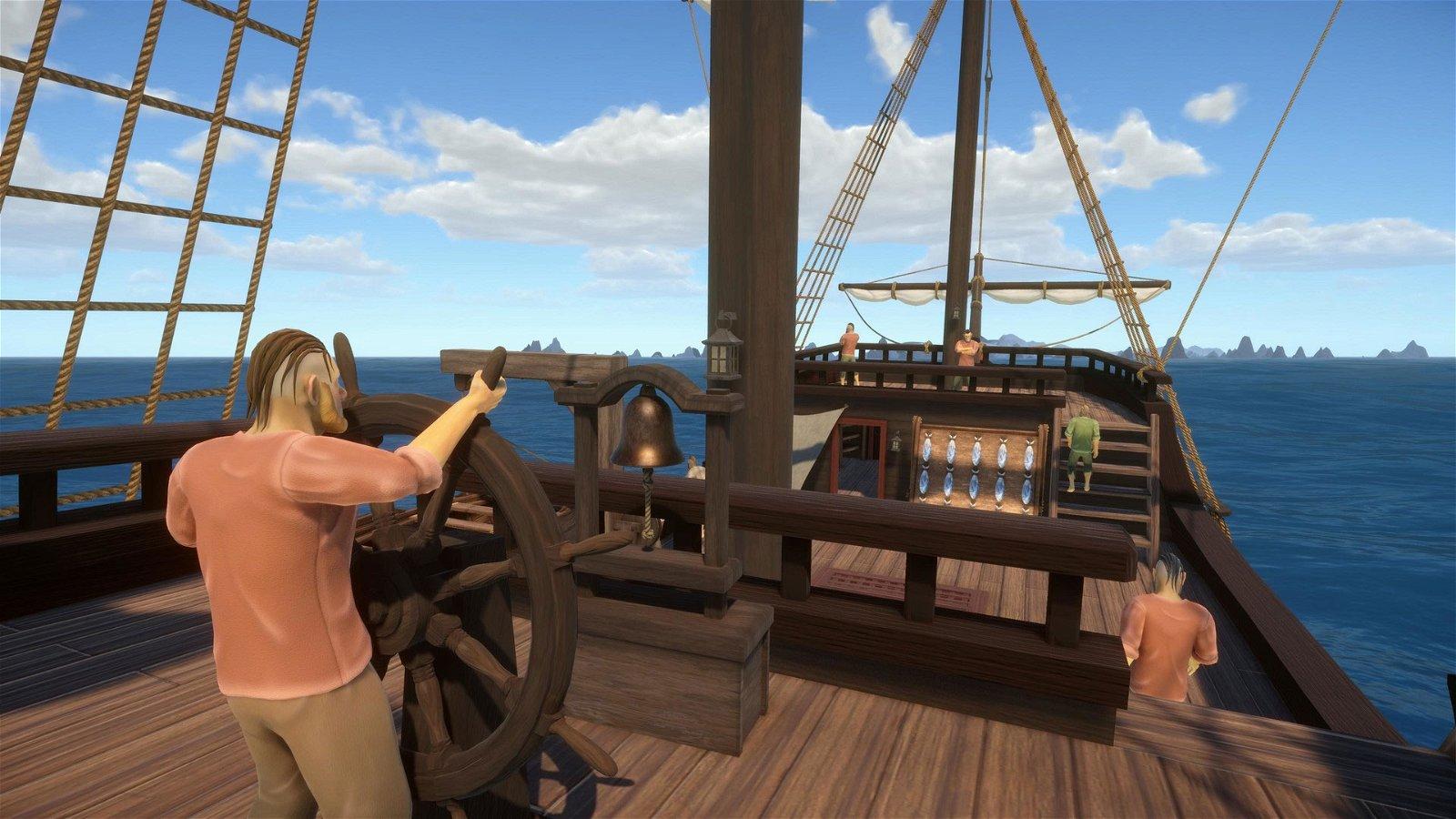 Maritime Calling Preview: High Seas Roguelike 4