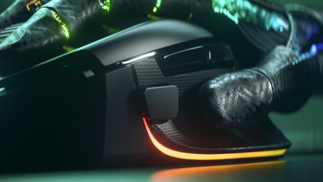 New Razer Basilisk V3 Gaming Mouse Available Now