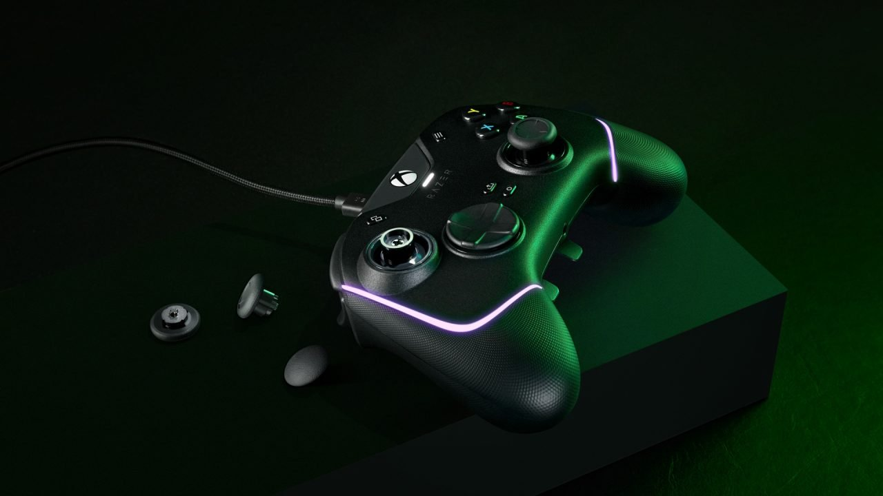 Razer Wolverine V2 Chroma Wired Gaming Controller For Xbox Review