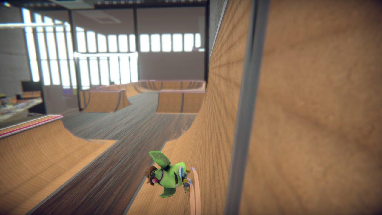 Skatebird (Nintendo Switch) Review