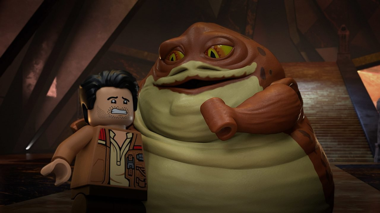 Lego Star Wars: Terrifying Tales Review