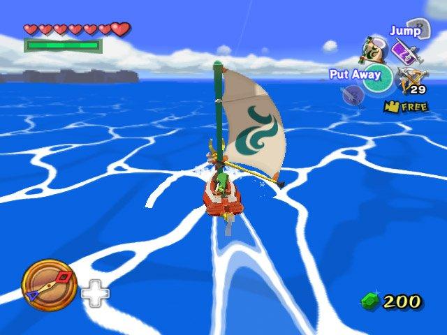 The Legend Of Zelda: Wind Waker Broke The Series' Mold On Gamecube.