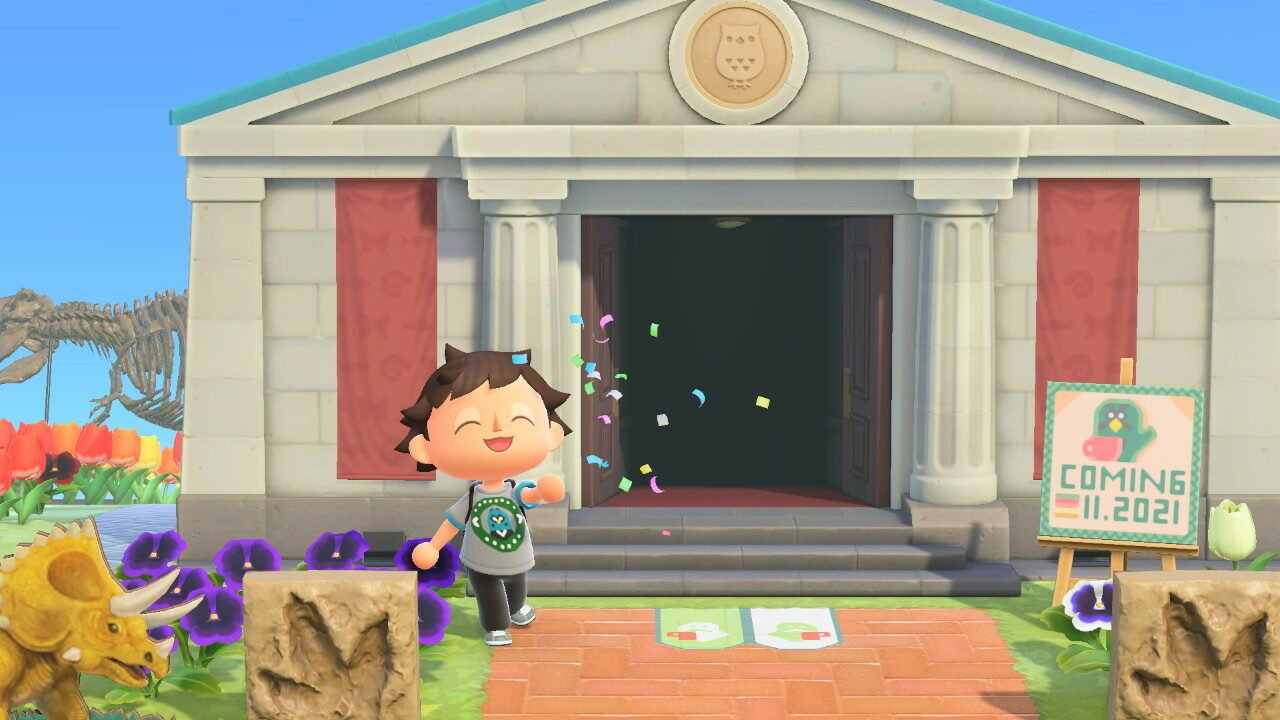 Okay, I'M Excited For The Next Animal Crossing: New Horizons Update.