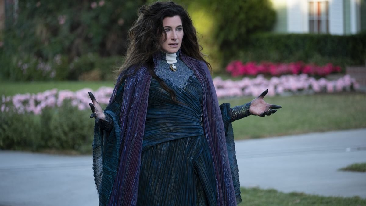 Wandavision Spinoff Staring Starring Kathryn Hahn Planned For Disney Plus