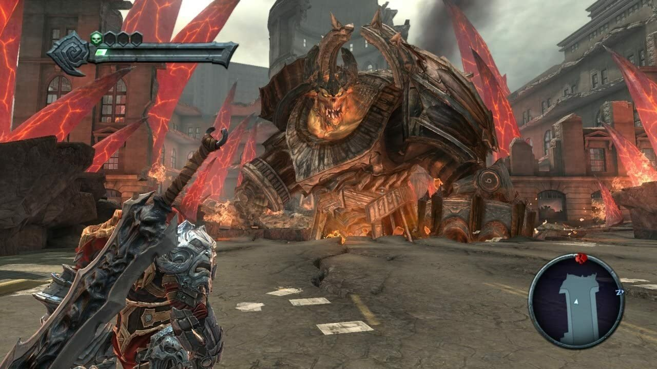 Darksiders (Ps3) Review