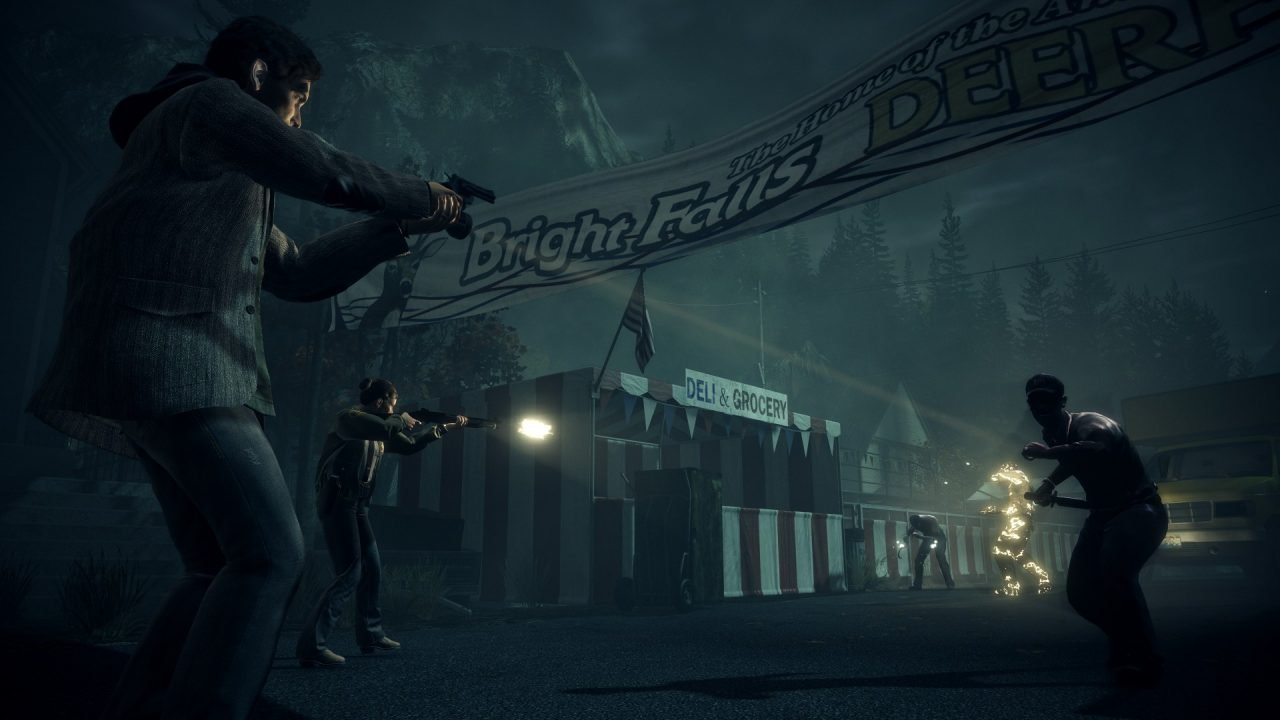Alan Wake Remastered (Ps5) Review 1