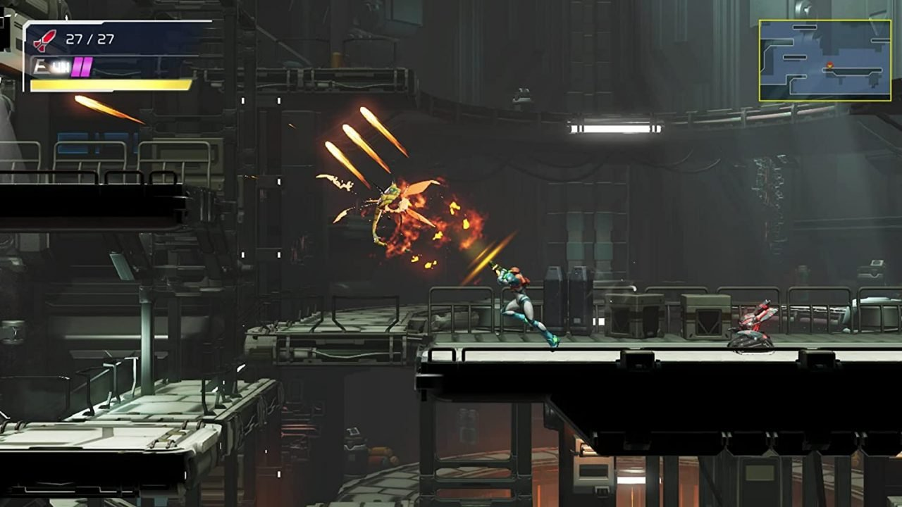 Metroid Dread Review 1