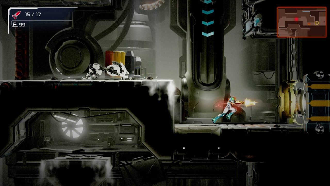 Metroid Dread Review 3