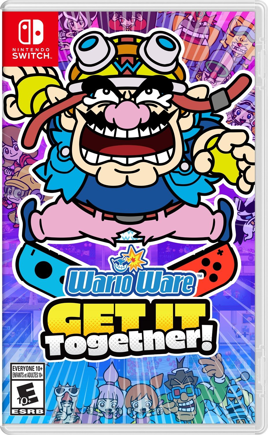 Warioware: Get It Together! Review 6