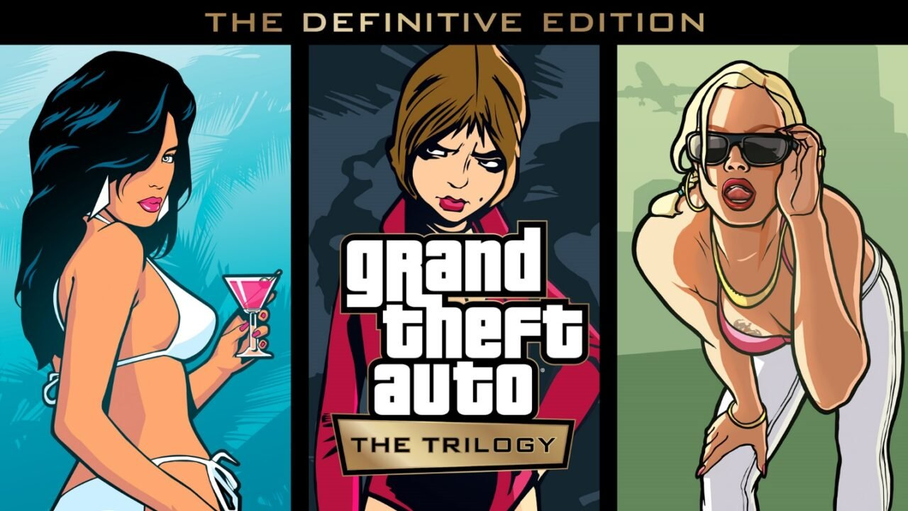 Grand Theft Auto: The Trilogy – The Definitive Edition And More Coming Soon
