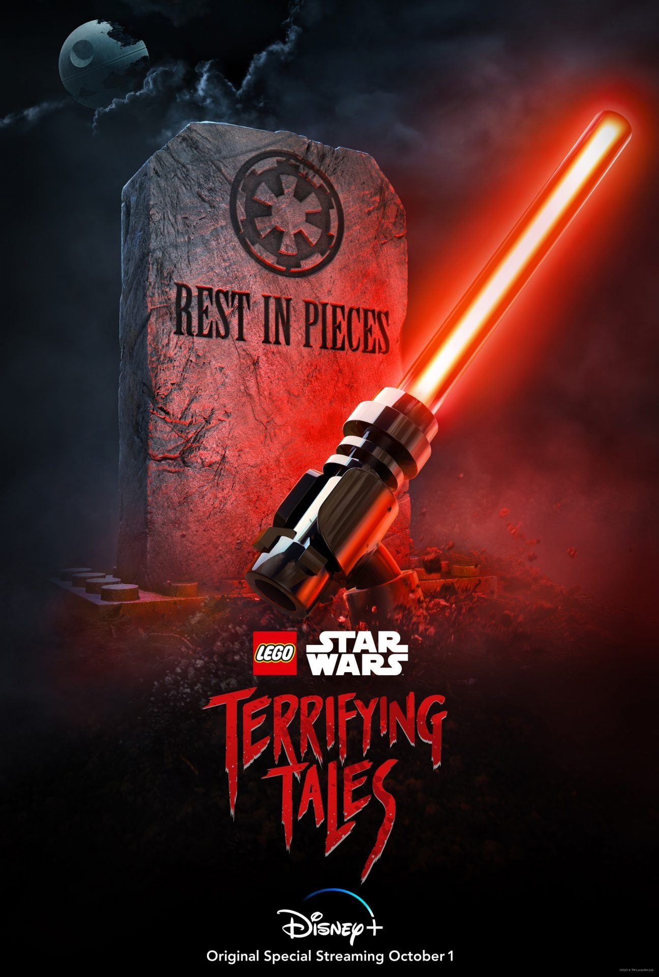 LEGO Star Wars: Terrifying Tales Review 1