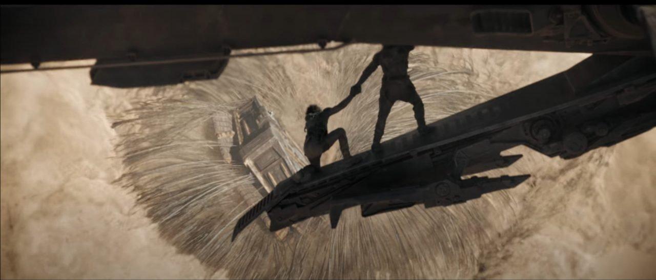 Exploring Dune With Director Denis Villeneuve And Actor Rebecca Ferguson 3