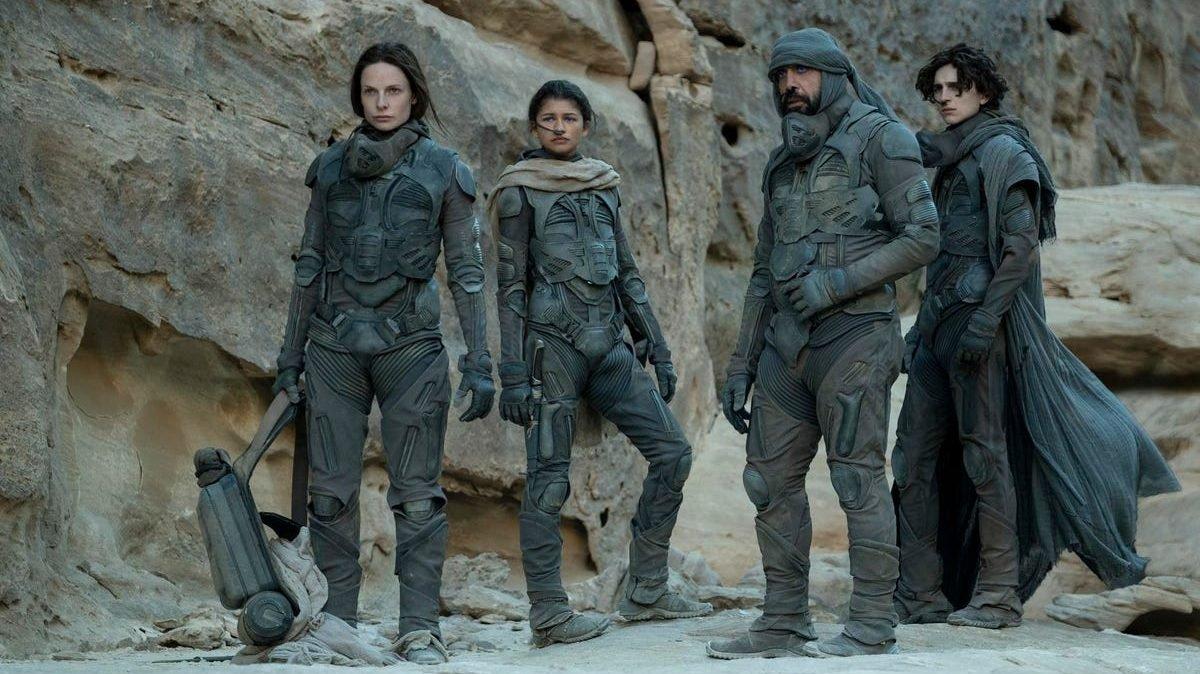 Exploring Dune With Director Denis Villeneuve And Actor Rebecca Ferguson 5