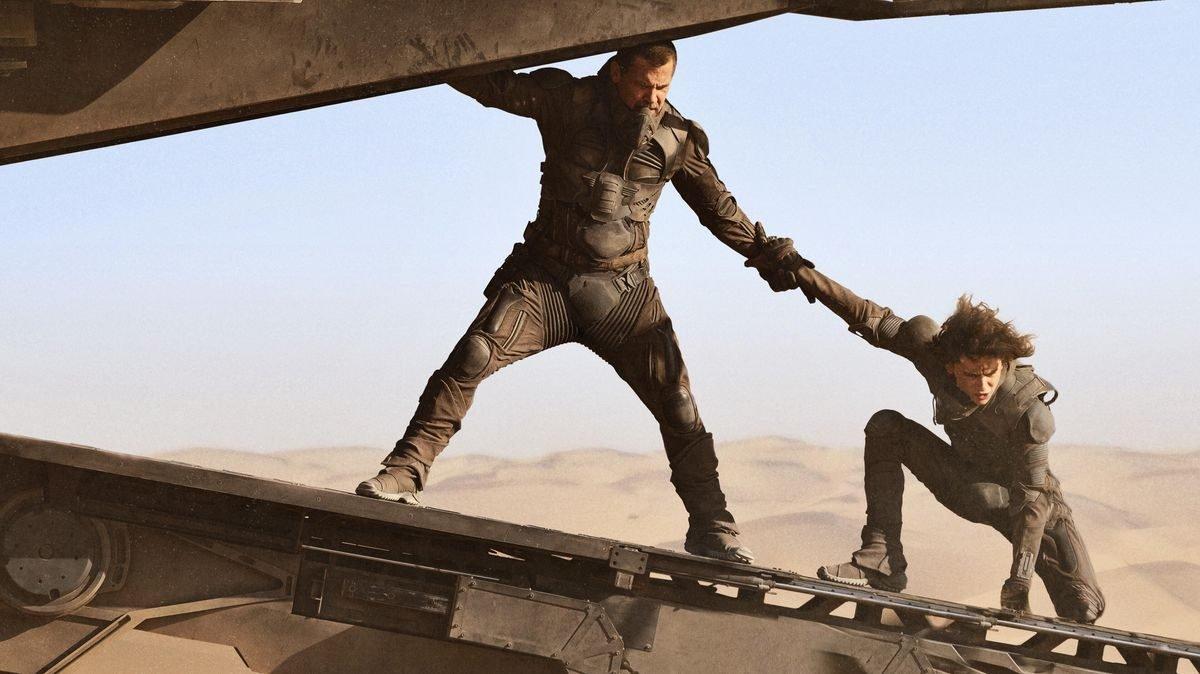 Exploring Dune With Director Denis Villeneuve And Actor Rebecca Ferguson 6