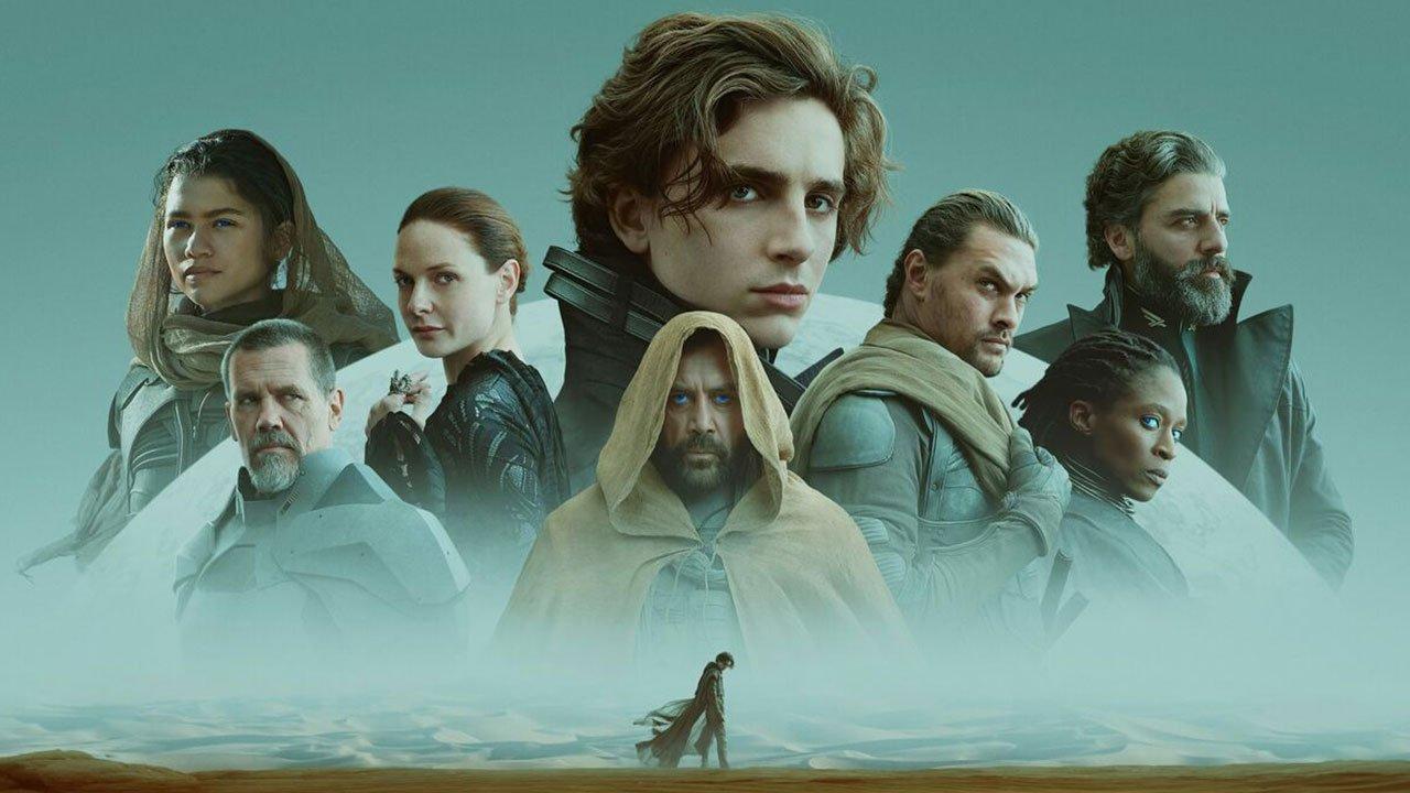 Exploring Dune with Director Denis Villeneuve and Actor Rebecca Ferguson
