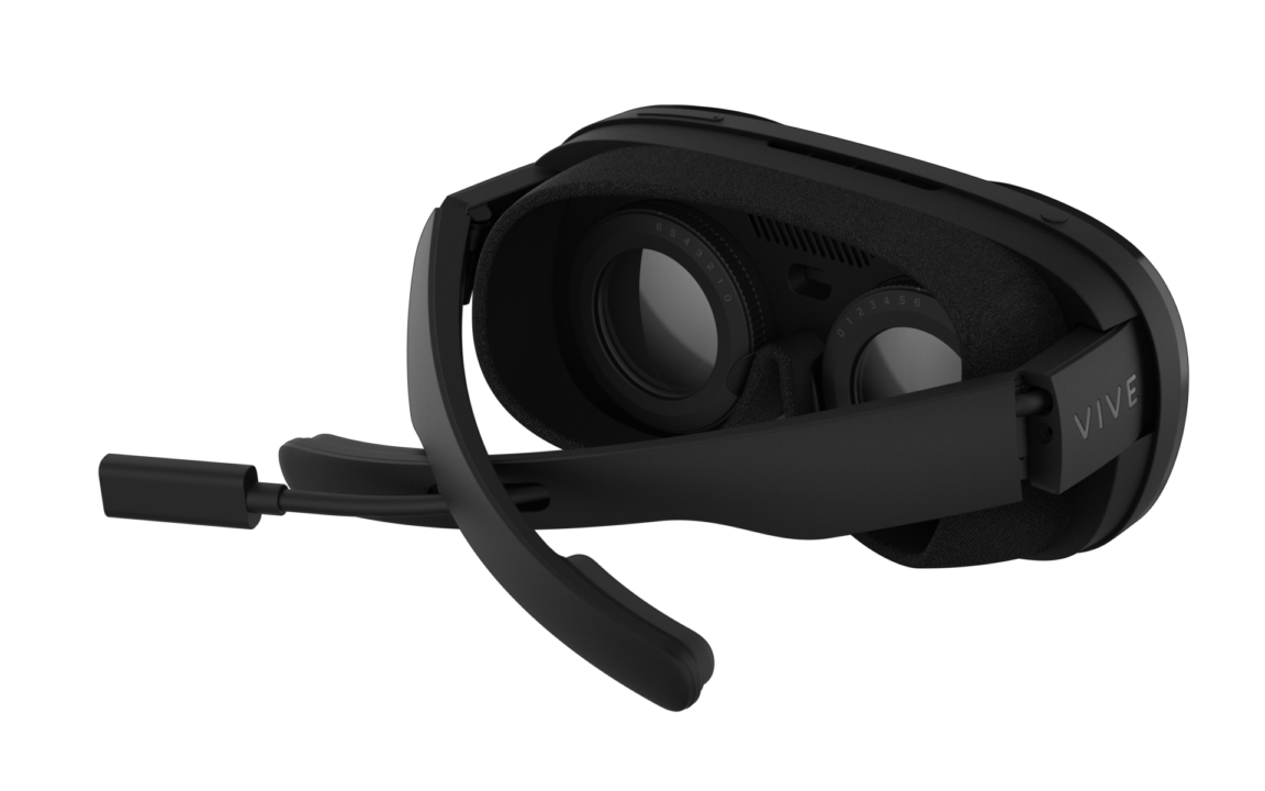 Htc Vive Flow Unveiled As All-In-One Vr Relaxation Machine 8