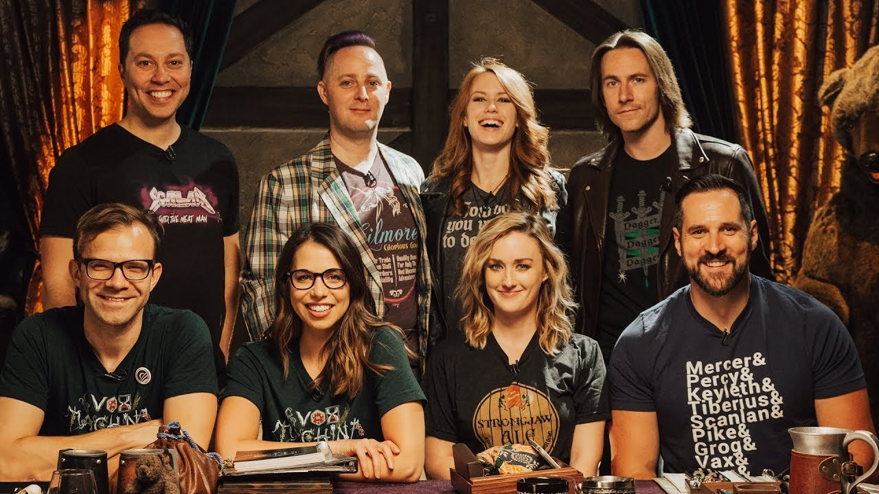Live Your Own Critical Role Adventure with Dungeons & Dragons