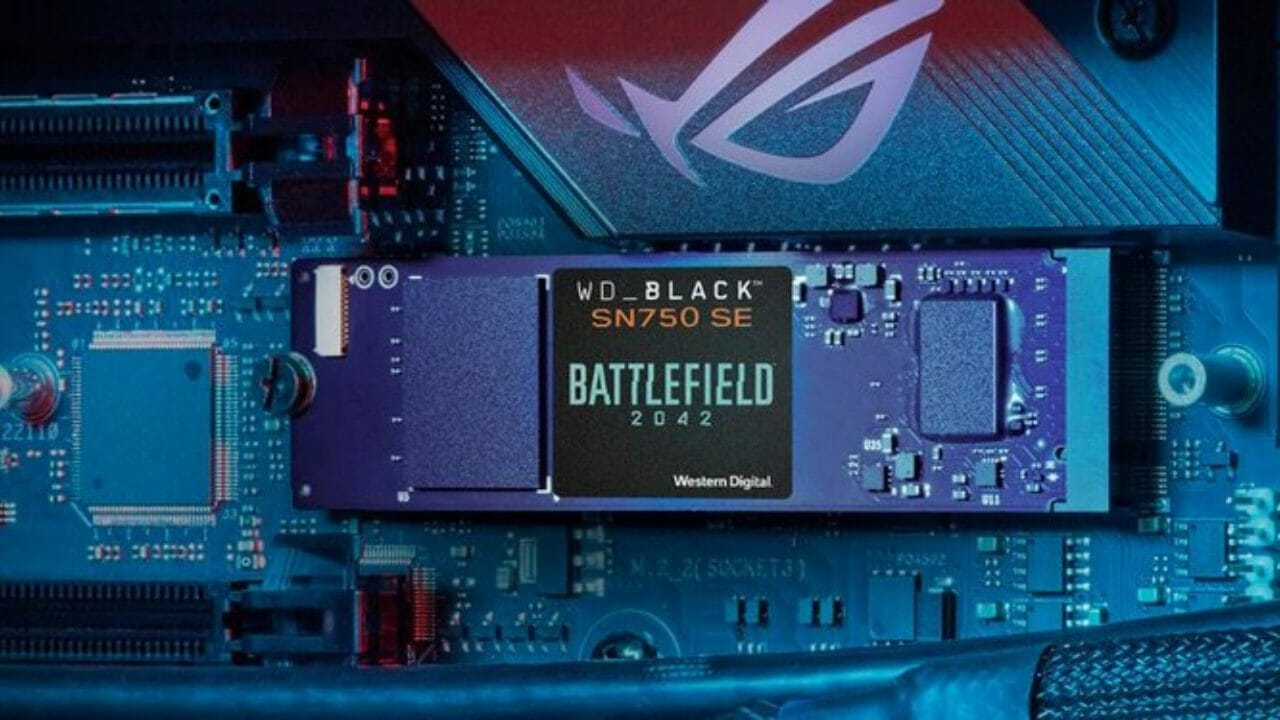 WD_Black NVMe Battlefield Bundle 2