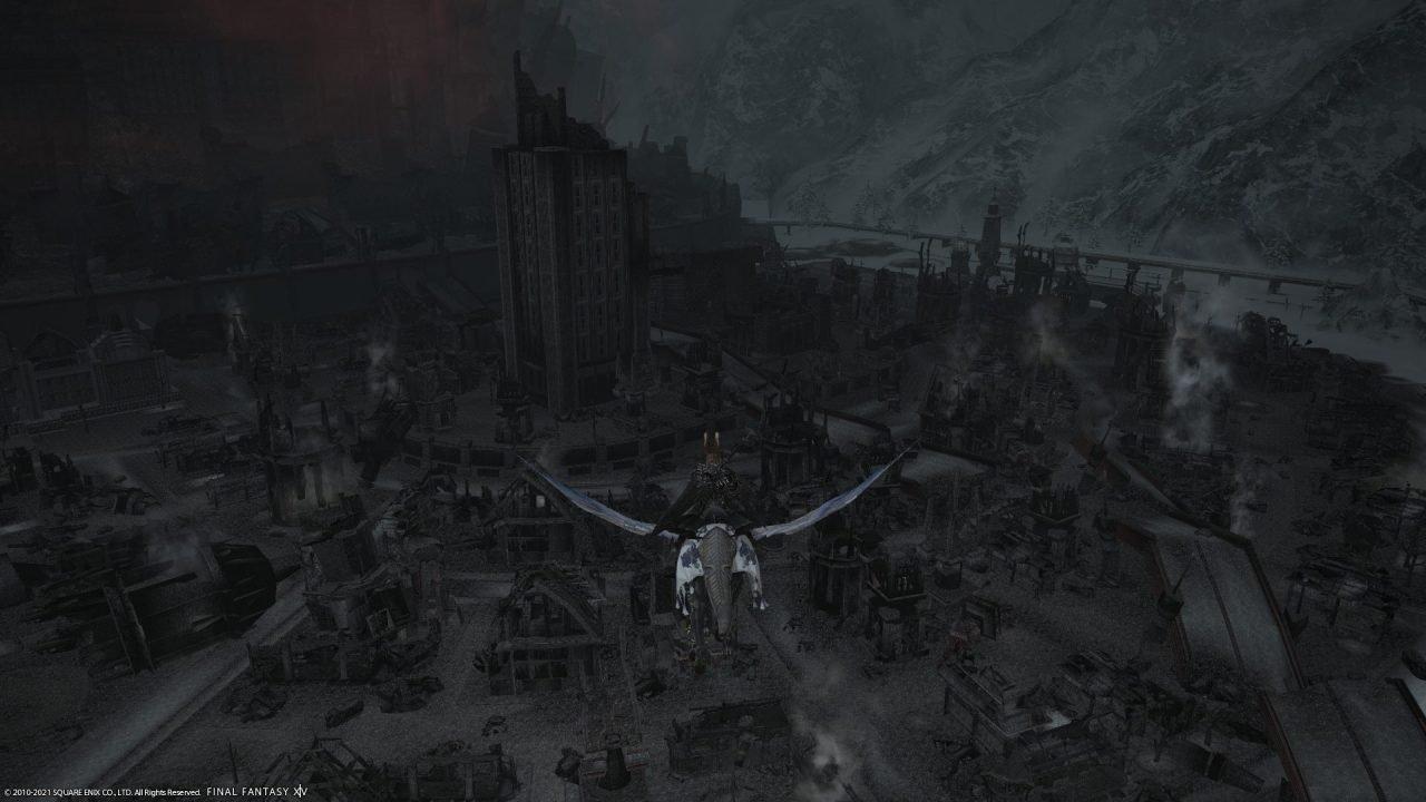Final Fantasy Xiv: Endwalker Preview — Fall Unto The End 7