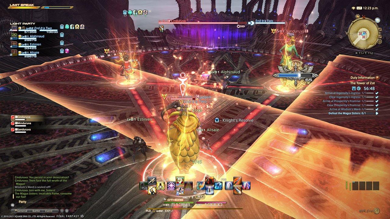 Final Fantasy Xiv: Endwalker Preview — Fall Unto The End 8